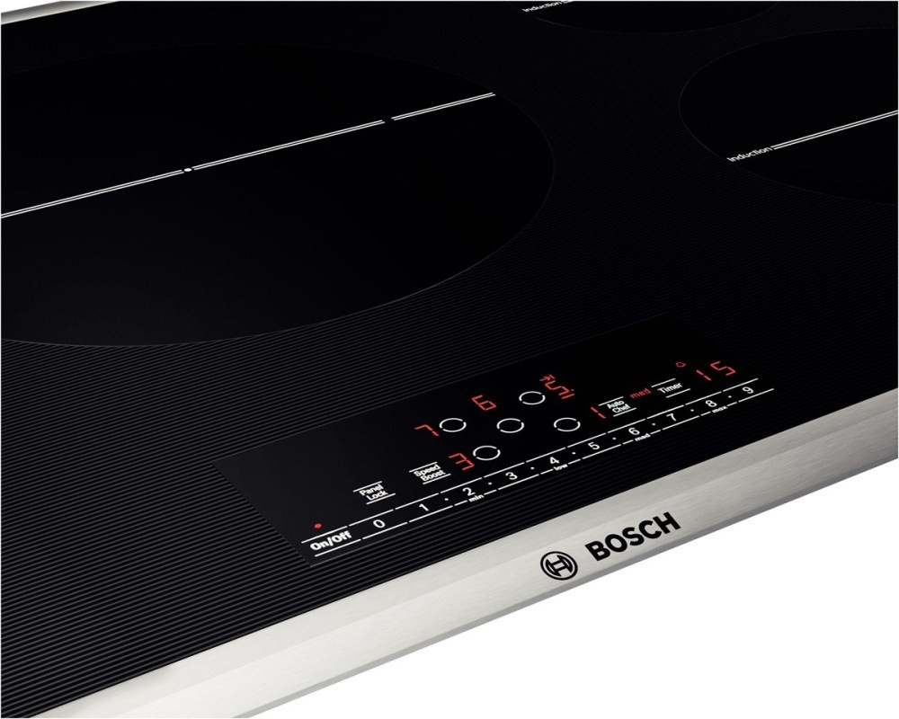 "Bosch NIT8666SUC 800 Series 36"" Induction Cooktop"