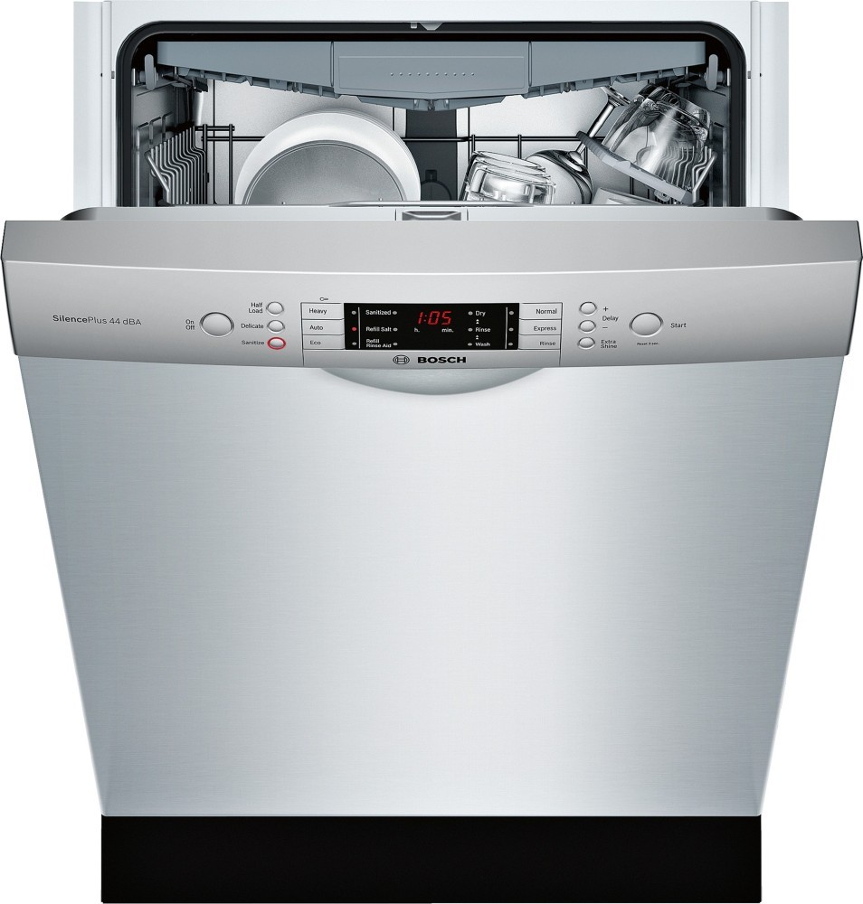 sge68u55uc bosch 800 24 super quiet dishwasher water. Black Bedroom Furniture Sets. Home Design Ideas