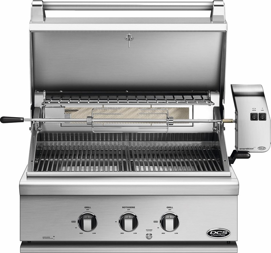 Bh1 30r N Dcs Series 7 Heritage 30 Quot All Grill Natural Gas