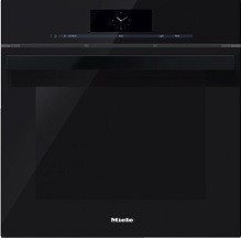 dgc6860xxlobsw miele 24 xxl combi steam and convection oven pureline m touch water. Black Bedroom Furniture Sets. Home Design Ideas
