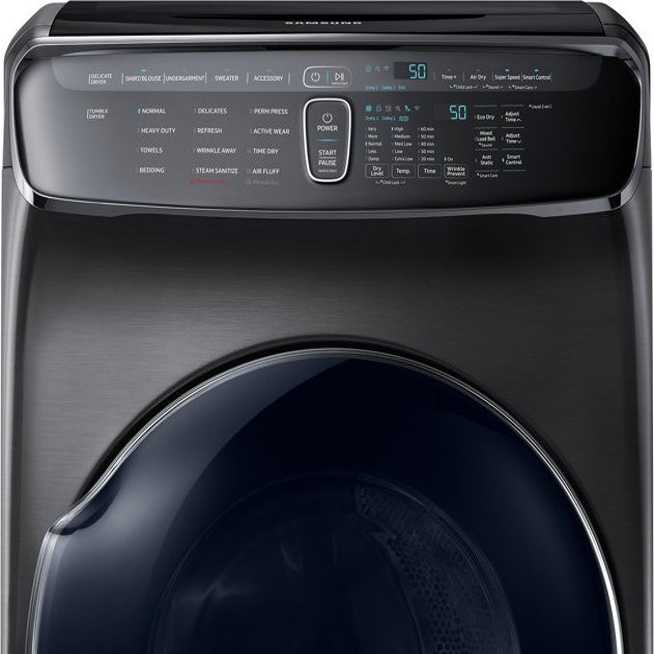 Dve60m9900v Samsung 27 Quot 7 5 Cu Ft Flexdry Electric