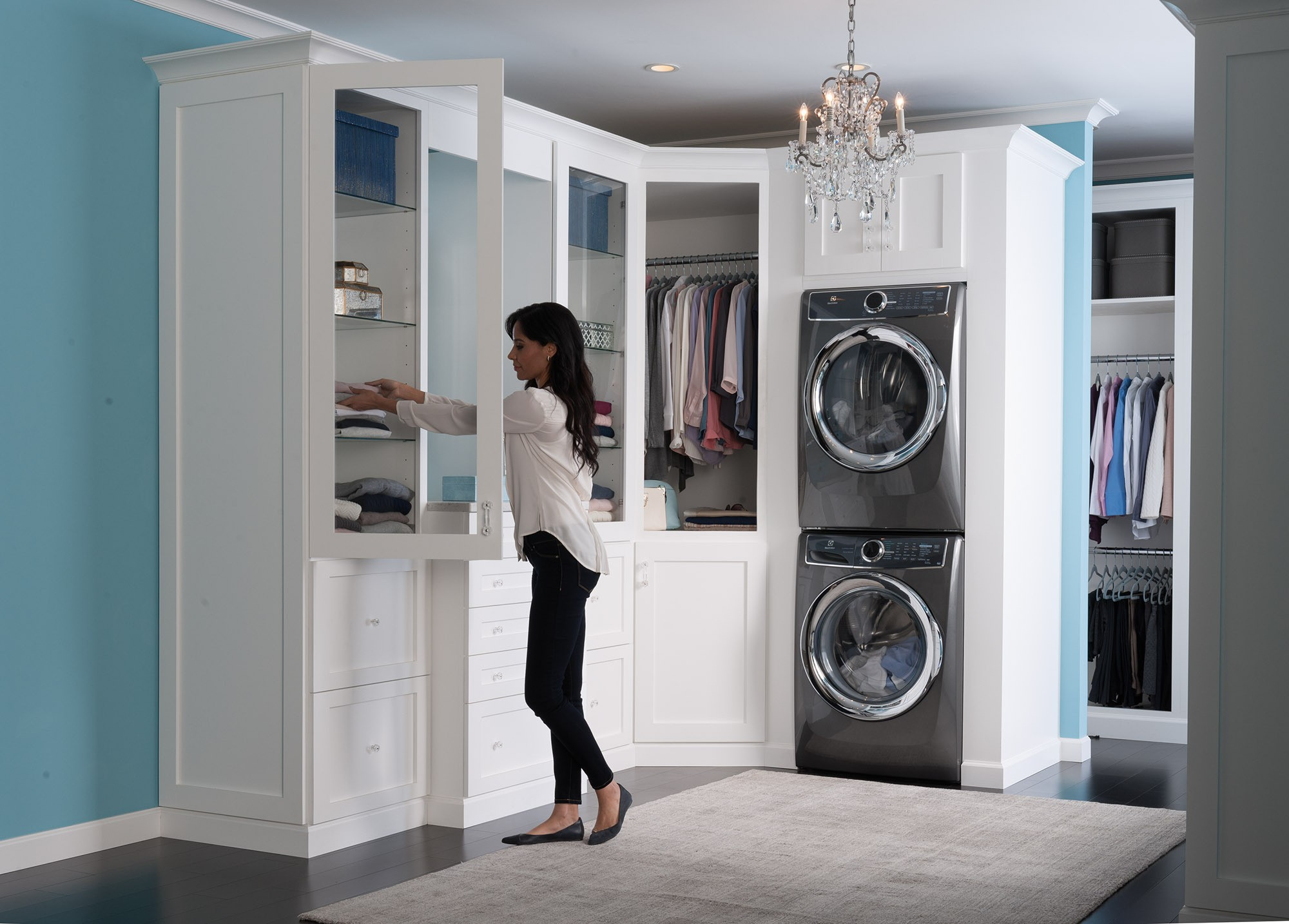 inch stainsoak steam smartboost system pedestal ft cgi perfect bin option luxcare load with wash washer technology vibrant ajmadison front for cu electrolux