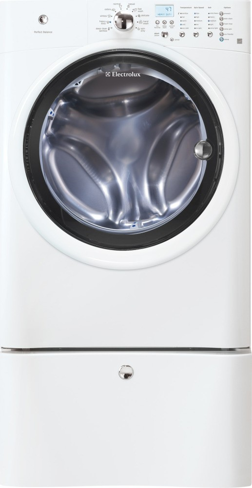 Eiflw50liw Electrolux 27 Quot Front Load Washer 4 2 Cu Ft
