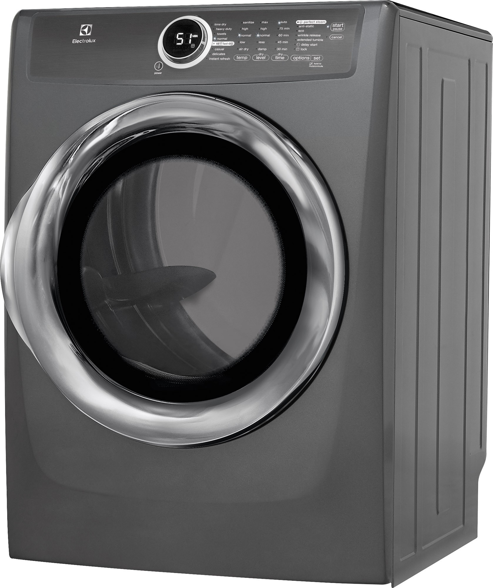 Electrolux Efme517stt Perfect Steam Electric Dryer
