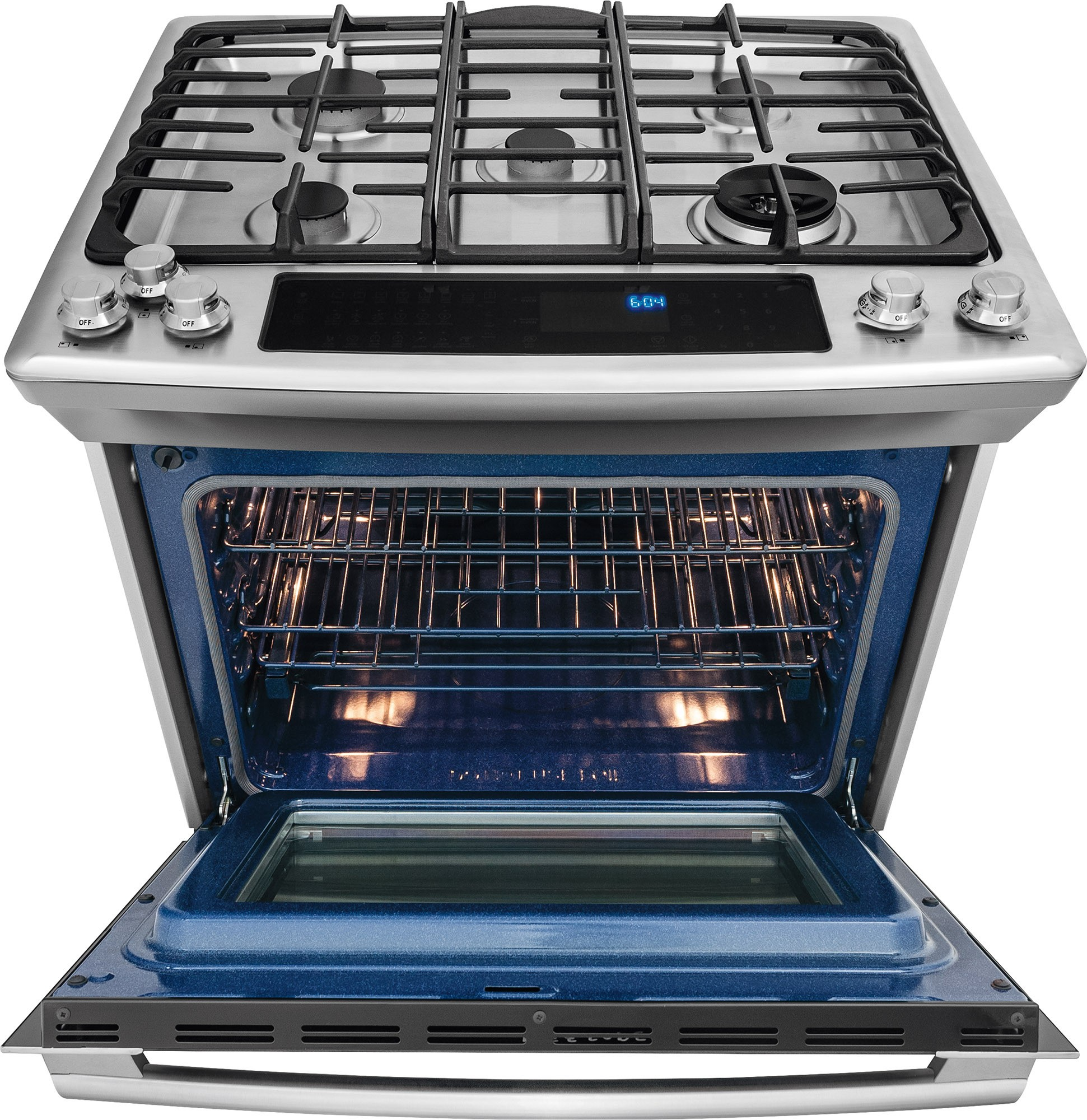Ew30ds80rs Electrolux 30 Quot Dual Fuel Slide In Range