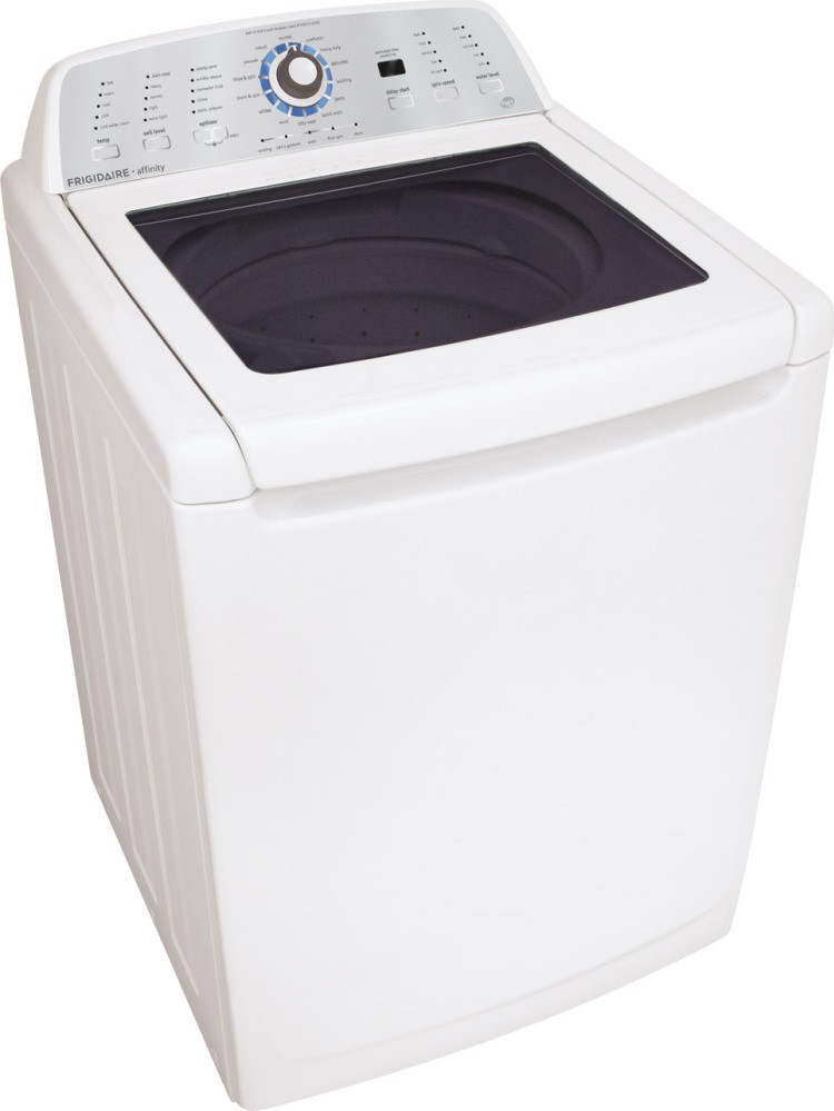 fahe4045qw frigidaire 3 2 cu ft affinity top load washer white. Black Bedroom Furniture Sets. Home Design Ideas