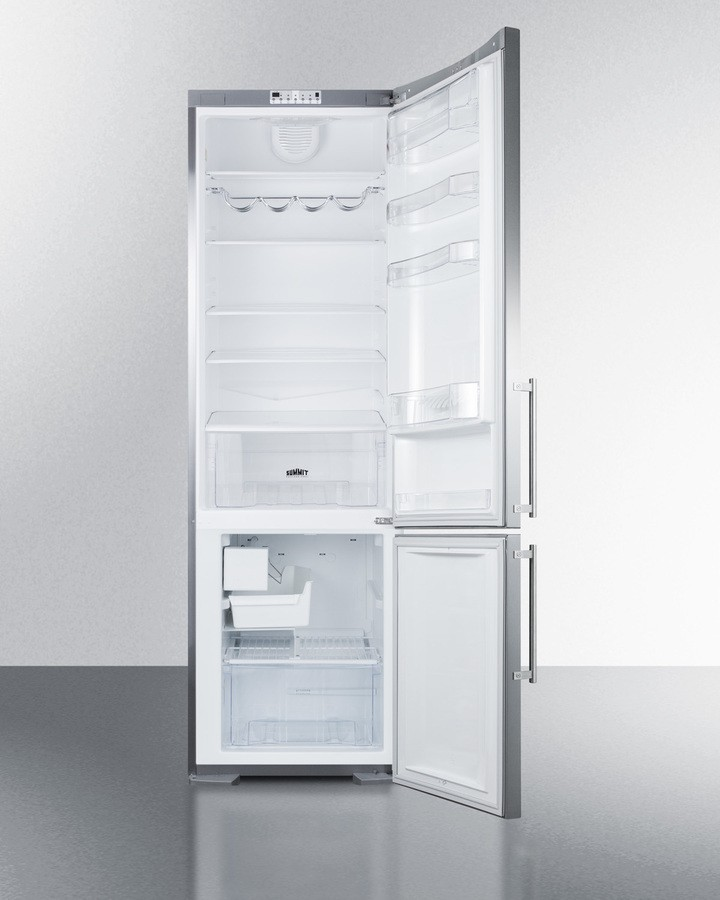 Ffbf181esim Summit 24 Quot Bottom Freezer Refrigerator Ice