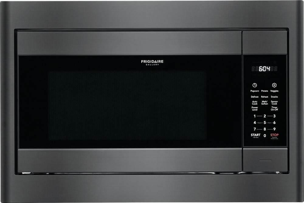 24 Inch Built In Microwave Stainless Steel Bestmicrowave