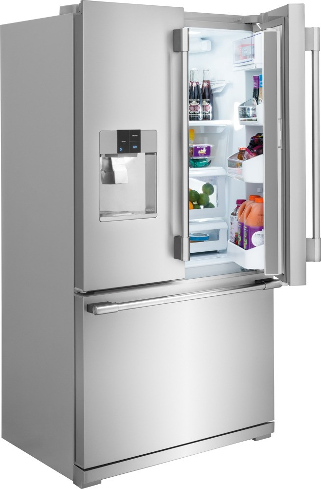 frigidaire professional refrigerator repair manual counter depth french door stainless steel series fridge side by