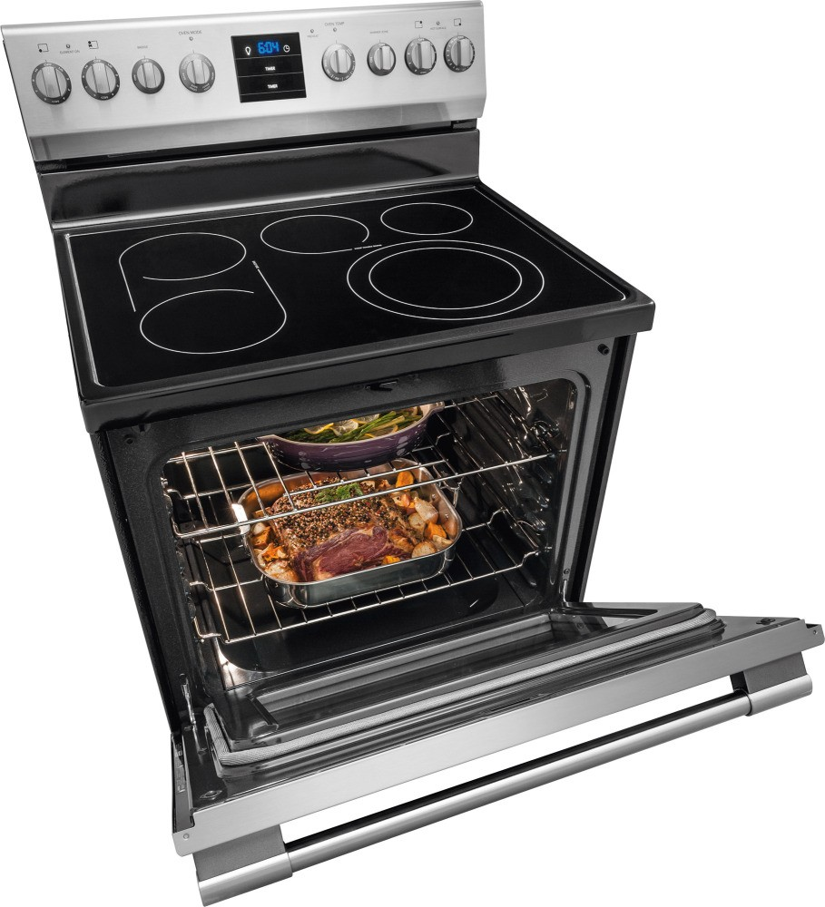 Professional Electric Ranges For The Home Fpef3077qf Frigidaire Professional Electric Range Stainless Steel