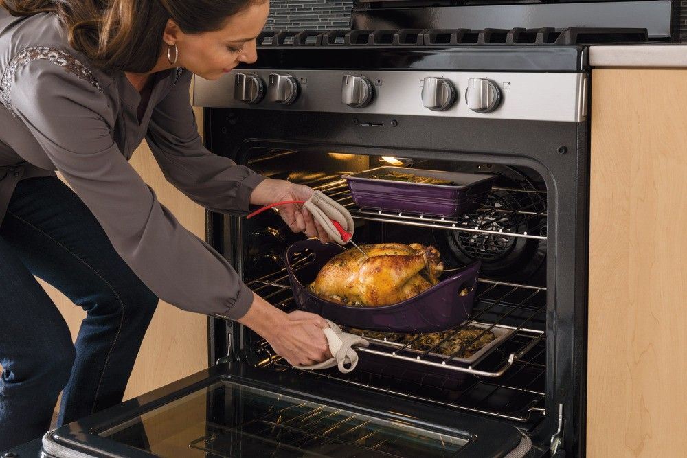 Chicken broil an in oven how electric to
