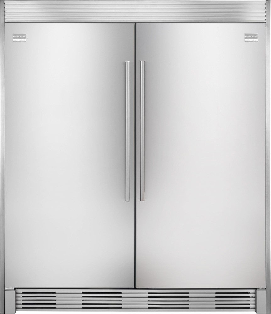 Frigidaire Professional Built In Refrigerator And Freezer Tap To Expand Main