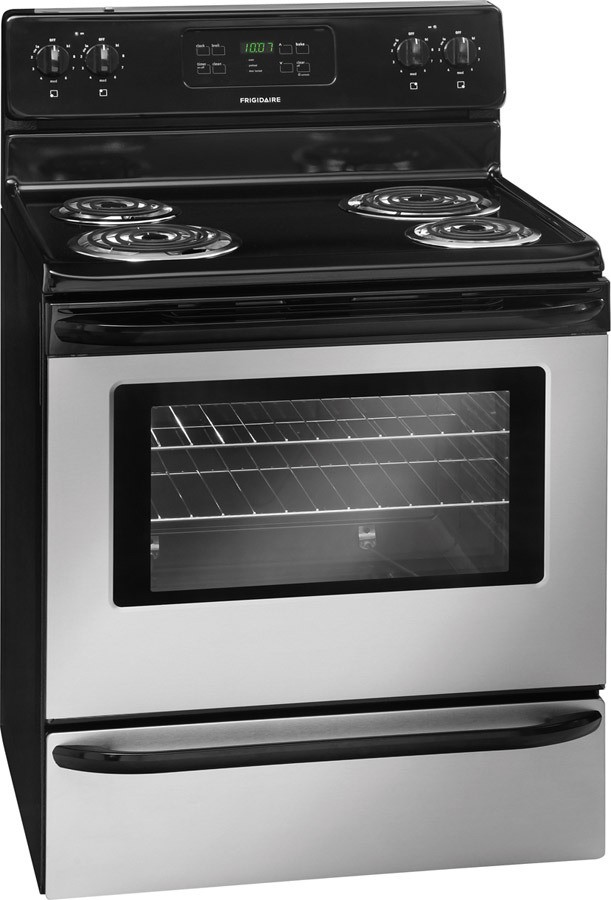 Frigidaire Ffef3015lm 30 Quot Freestanding Electric Range With