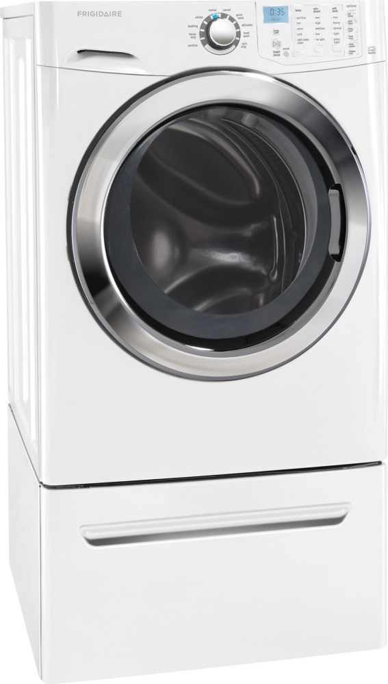 Fffs5115pw Frigidaire 27 Quot 3 8 Cu Ft Front Load Washer