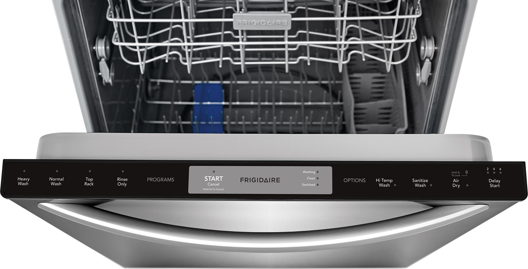 Ffid2426ts Frigidaire 24 Dishwasher Heated Dry
