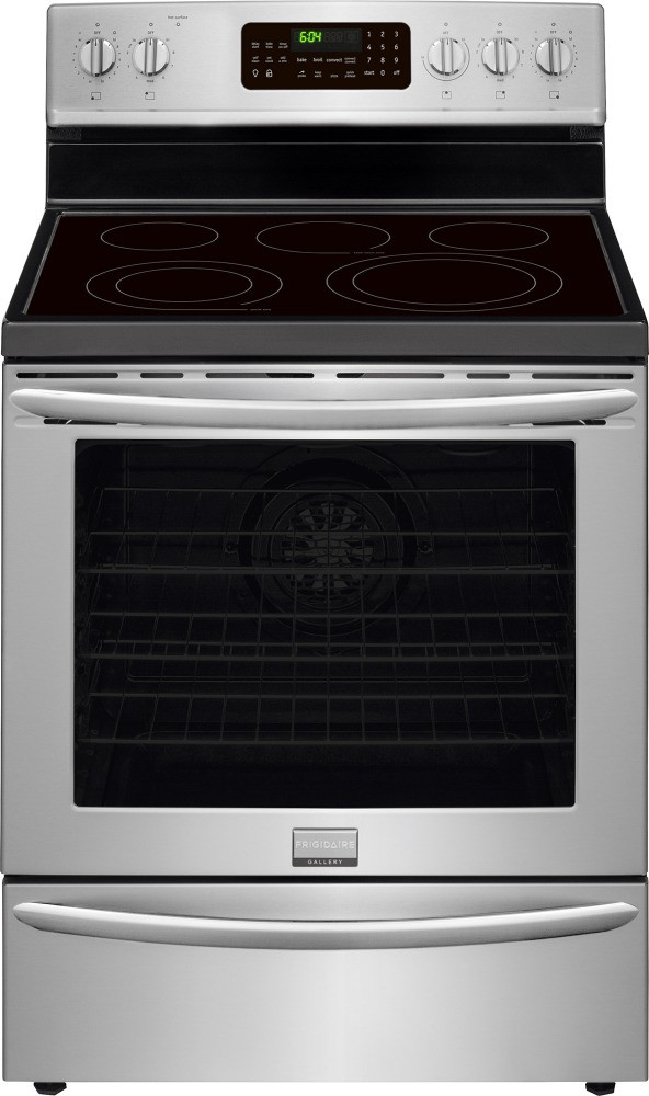 Fgef3058rf Frigidaire Gallery 30 Quot Freestanding Electric