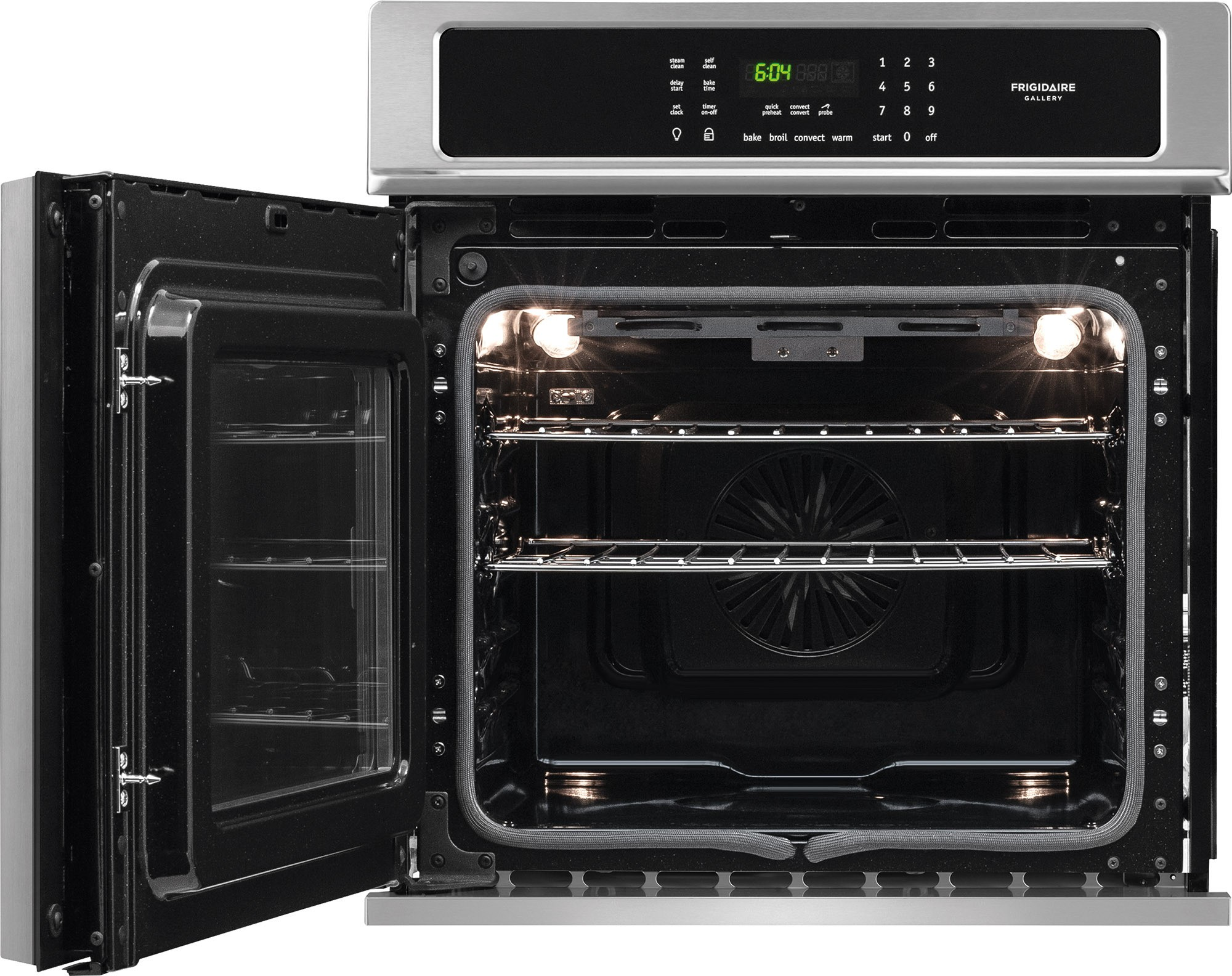 Frigidaire Gallery Fgew276spf 27 Quot Single Electric Wall Oven