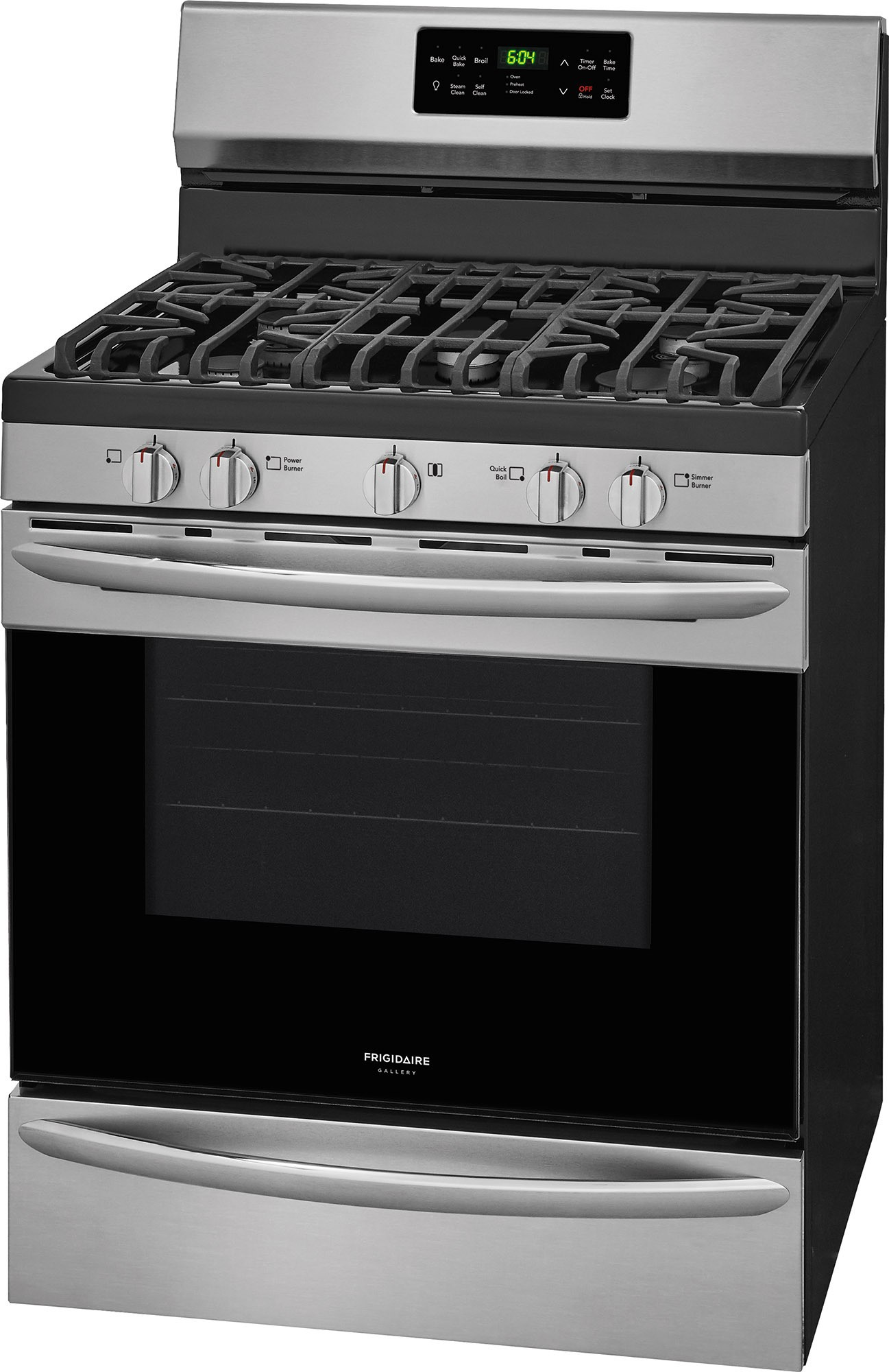 Fggf3036tf Frigidaire Gallery 30 Quot Freestanding Gas Range