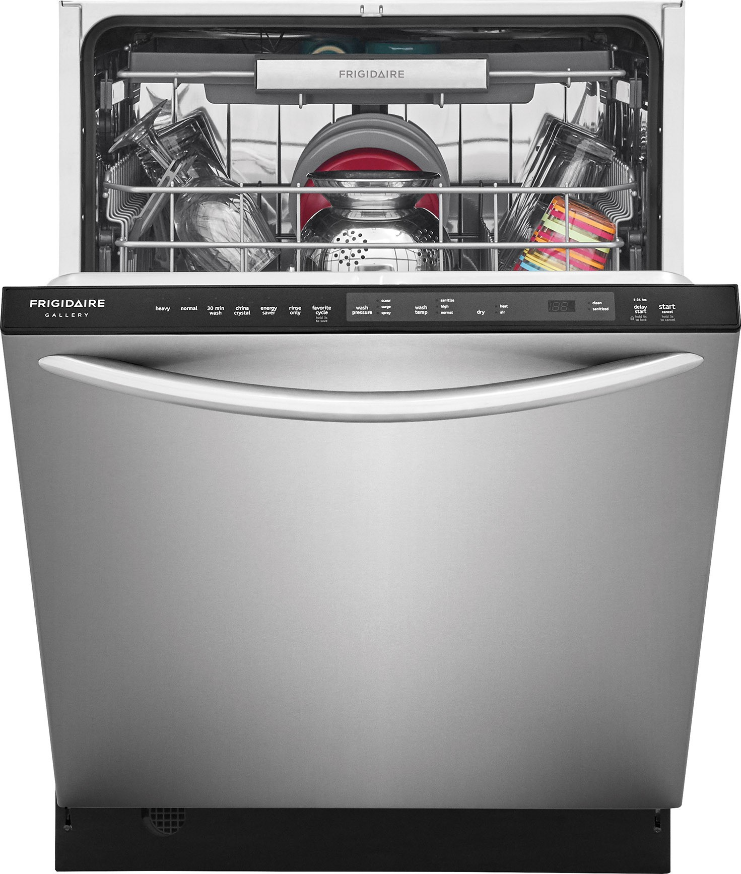 Fgid2479sf Frigidaire Gallery 24 Quot Built In Dishwasher
