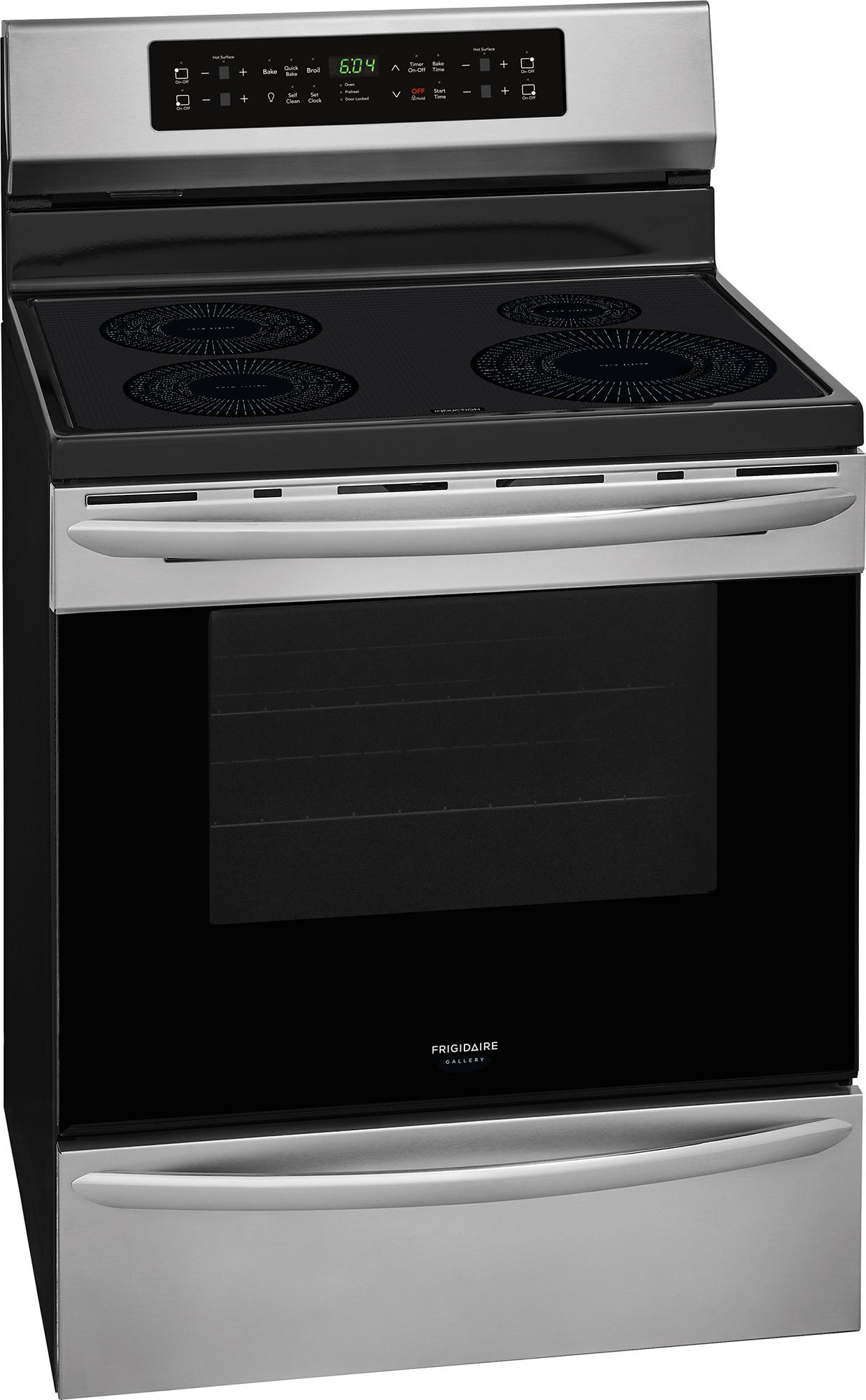 Fgif3036tf Frigidaire Gallery 30 Quot Freestanding Induction