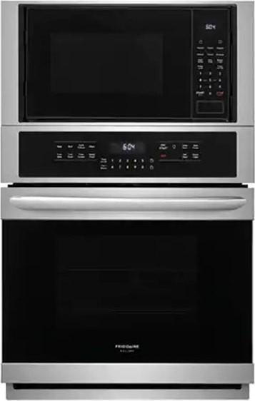 Frigidaire Gallery Fgmc2766uf 27 Inch Wall Oven With