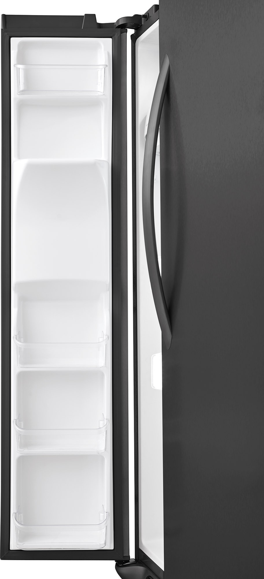 Fgss2635td Frigidaire Gallery 36 Quot Side By Side