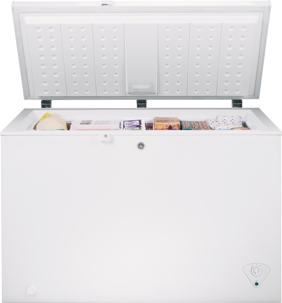 Fcm11phww Ge 10 6 Cu Ft Manual Defrost Chest Freezer