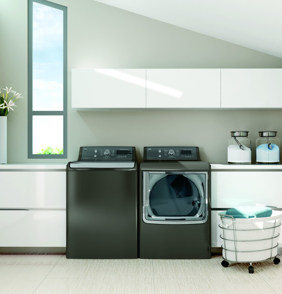 GE 7.8 Cu. Ft. Capacity Electric Dryer With