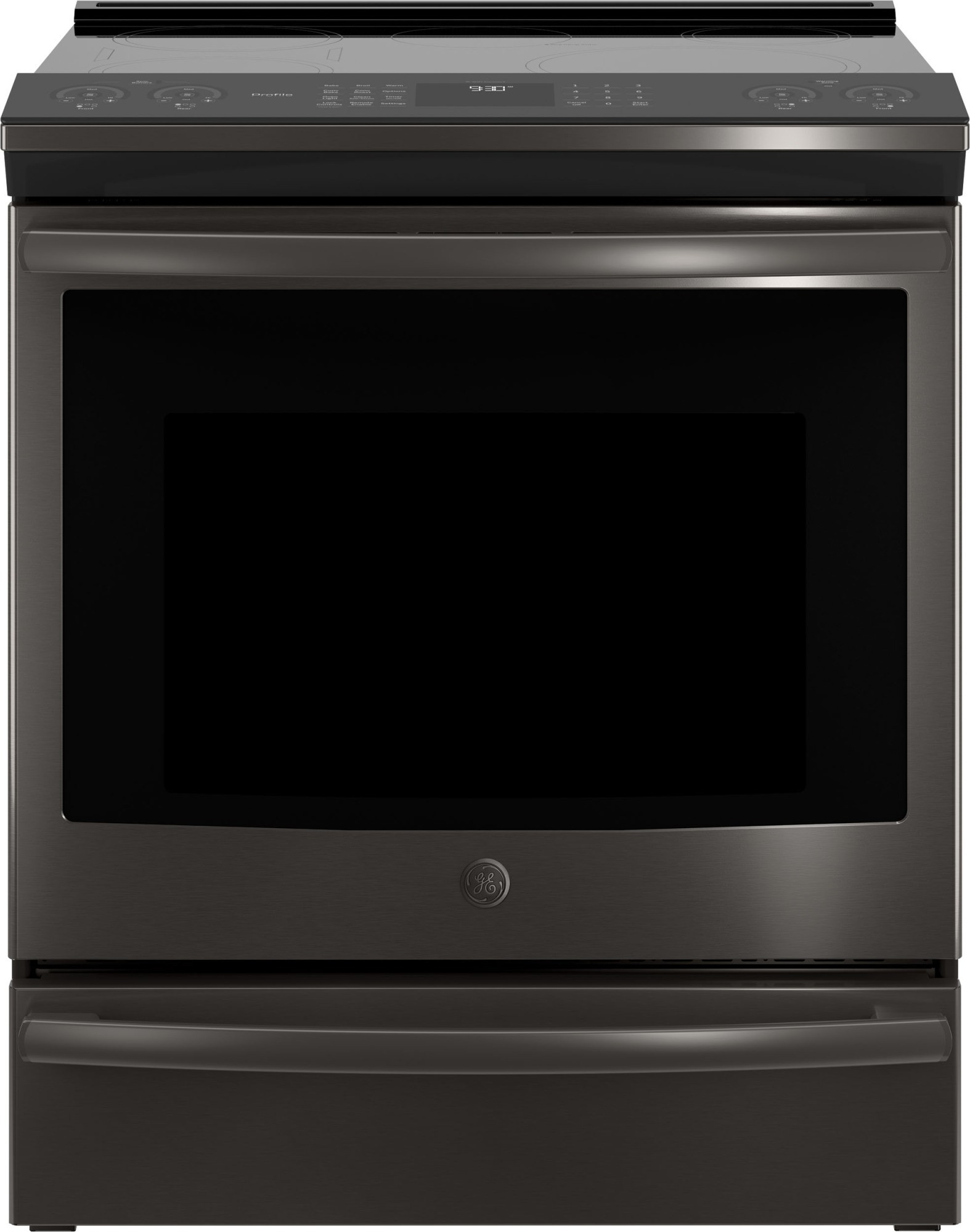 Phs930blts Ge Profile 30 Quot Slide In Induction Range Wifi
