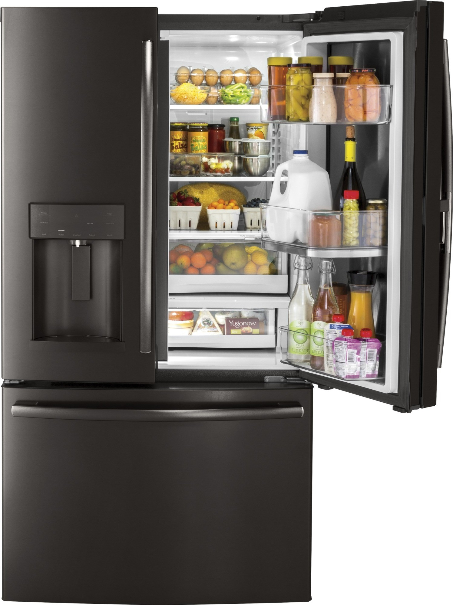 Gfd28gblts Ge 36 Quot 27 8 Cu Ft French Door Refrigerator