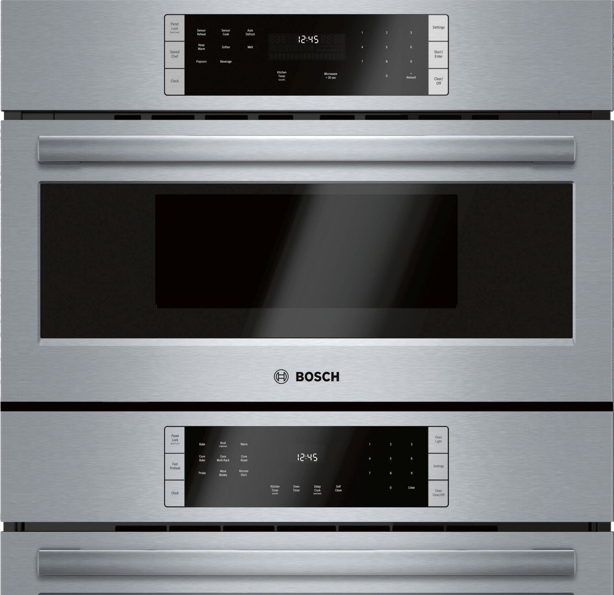Hbl87m53uc Bosch 800 Series 30 Inch Combination Oven