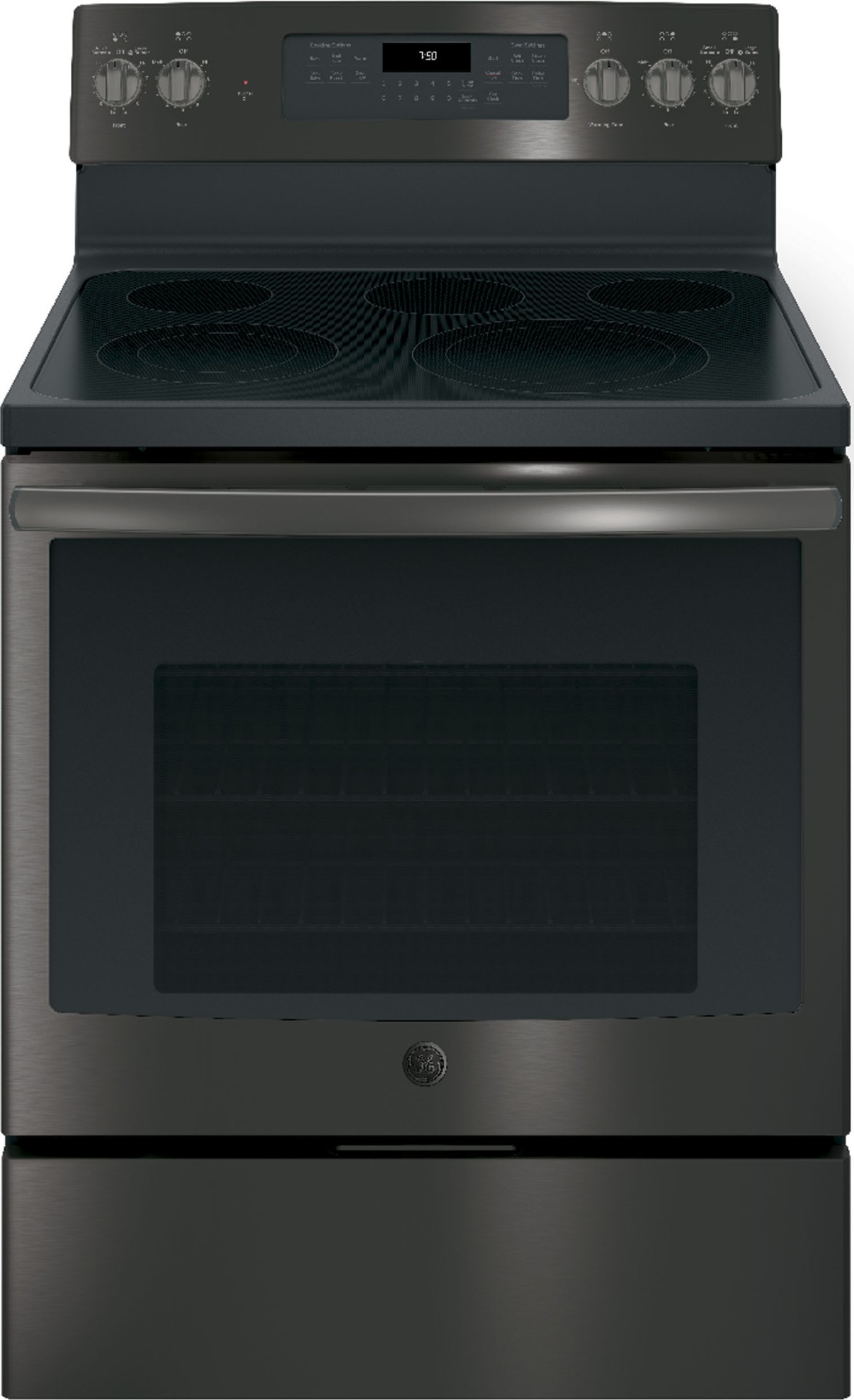 Jb750bjts Ge 30 Quot Convection Electric Range Steam Self