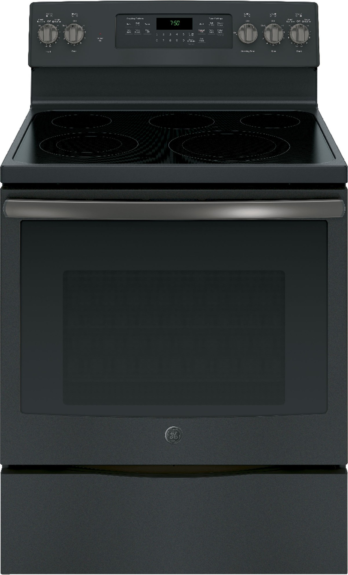 Jb750fjds Ge 30 Quot Convection Electric Range Steam Self
