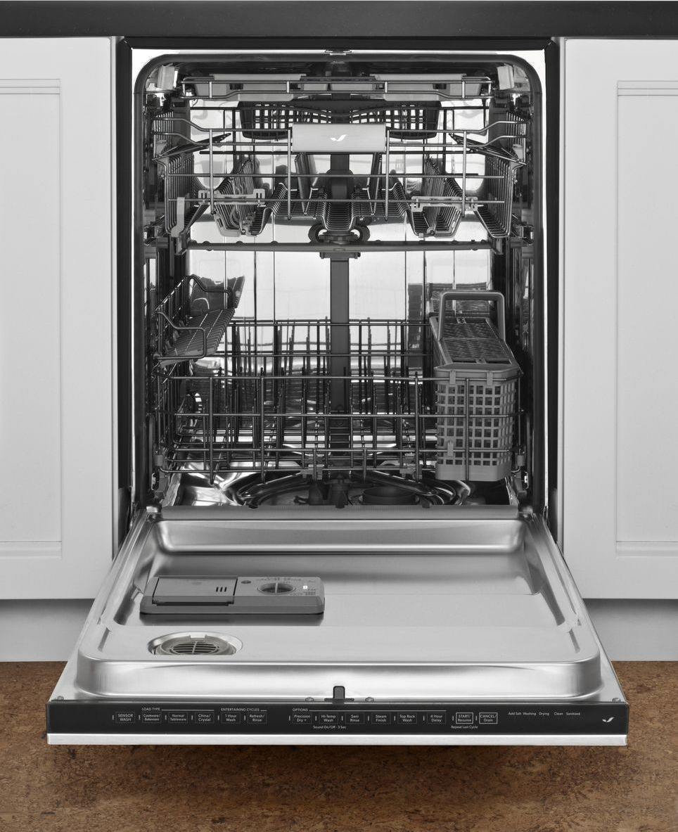 Jdb9800cwp Jenn Air 24 Quot Trifecta Wash Dishwasher