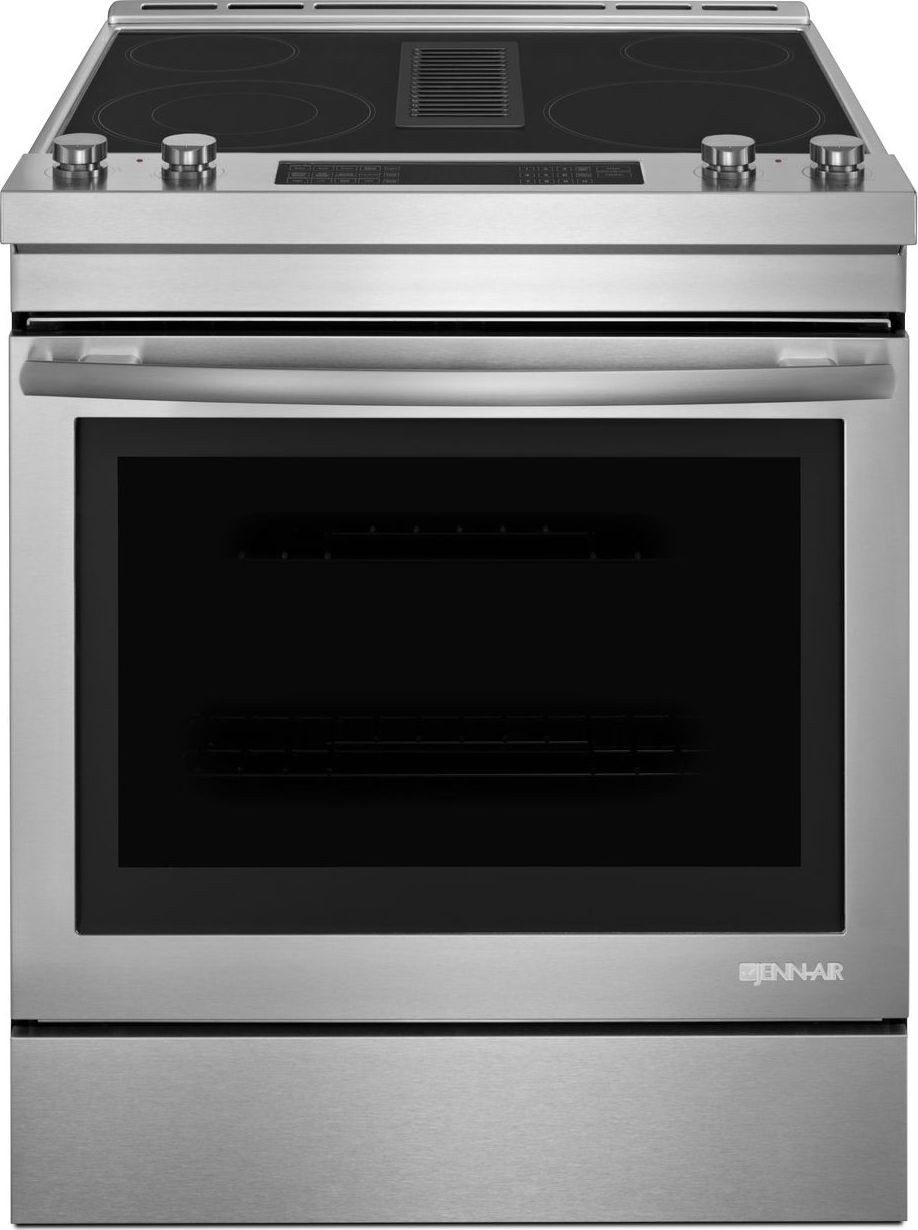 Jes1750fs jenn air 30 slide in electric downdraft range for What is a downdraft range