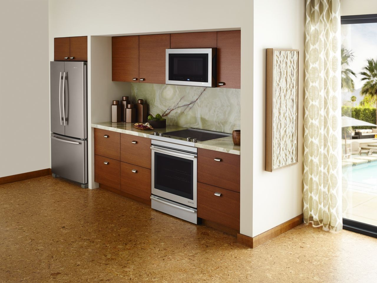 refrigerators front aj counter madison countertop countertops depth