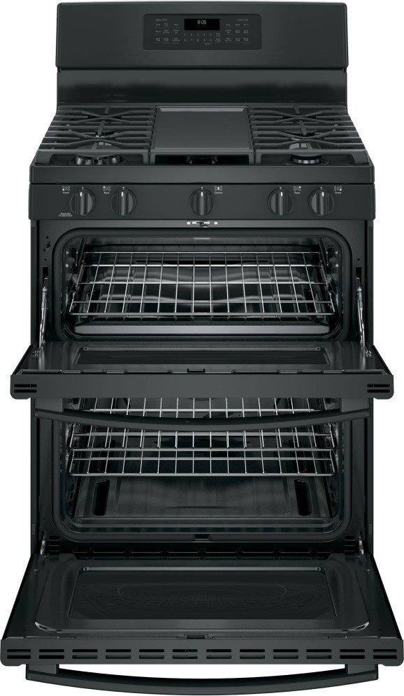 Jgb860dejbb Ge 30 Quot Free Standing Gas Double Oven