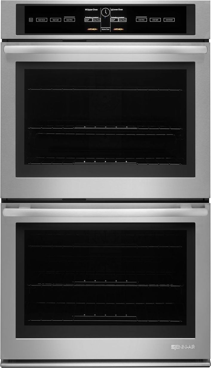 Jjw3830ds Jenn Air 30 Quot Electric Double Wall Oven Wifi