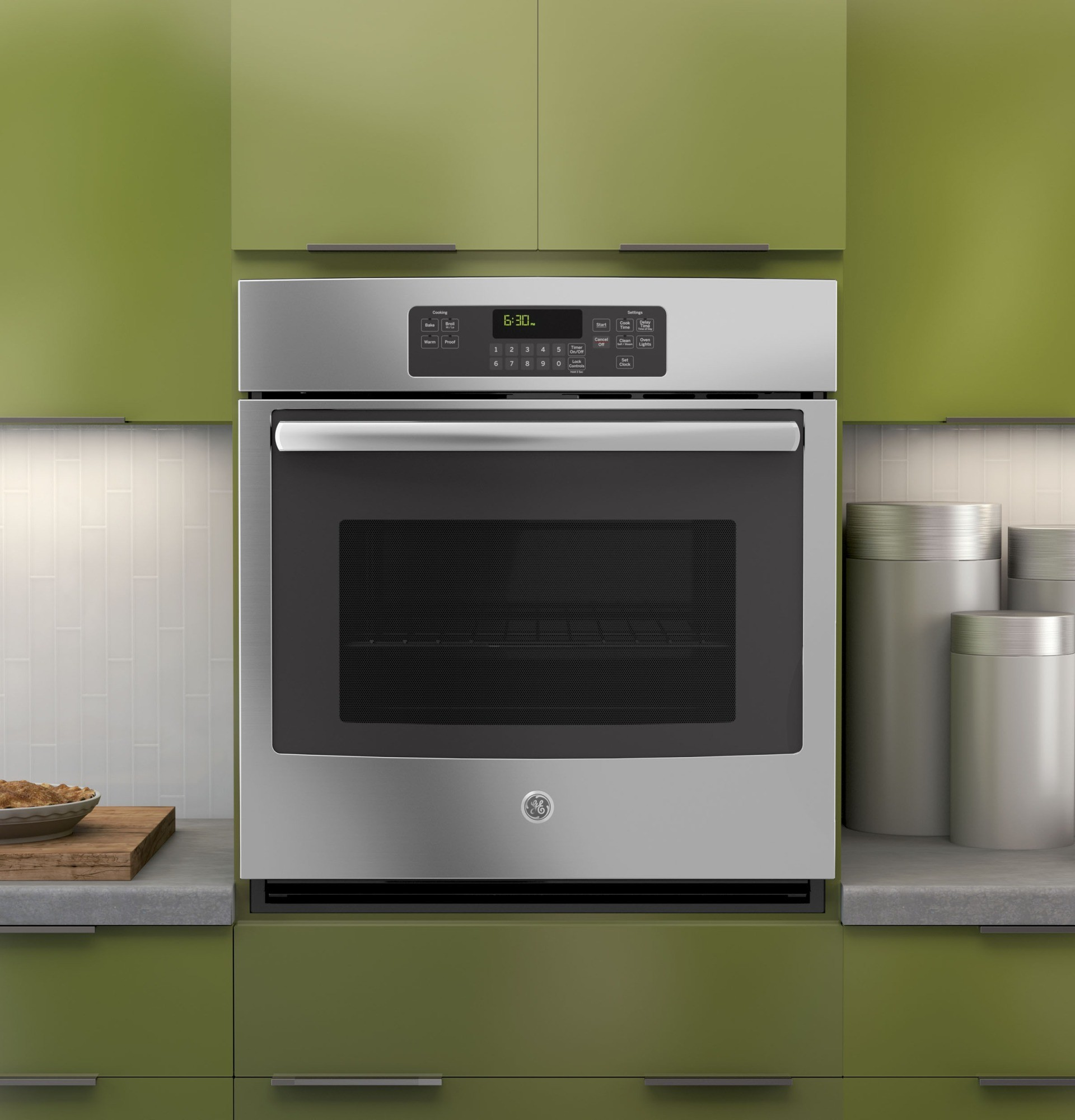 Jk3000sfss Ge 27 Quot Built In Single Wall Oven Stainless