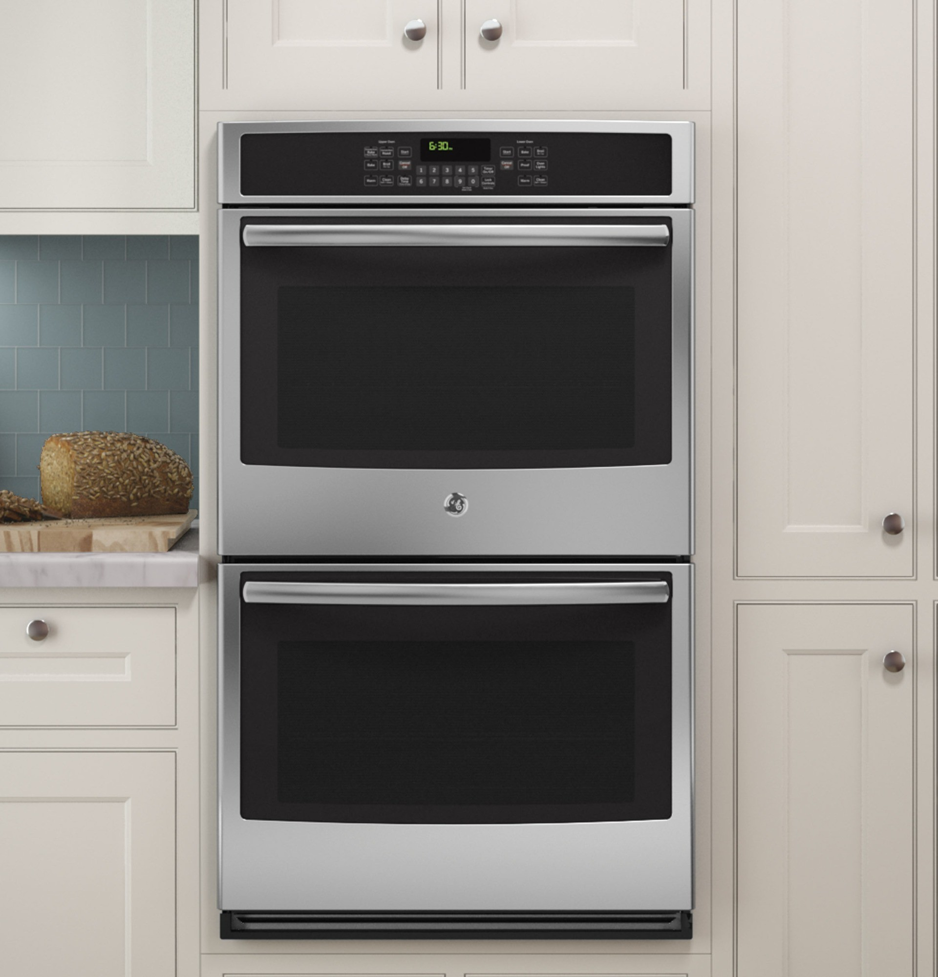 Jt5500sfss Ge 30 Quot Built In Double Wall Oven With