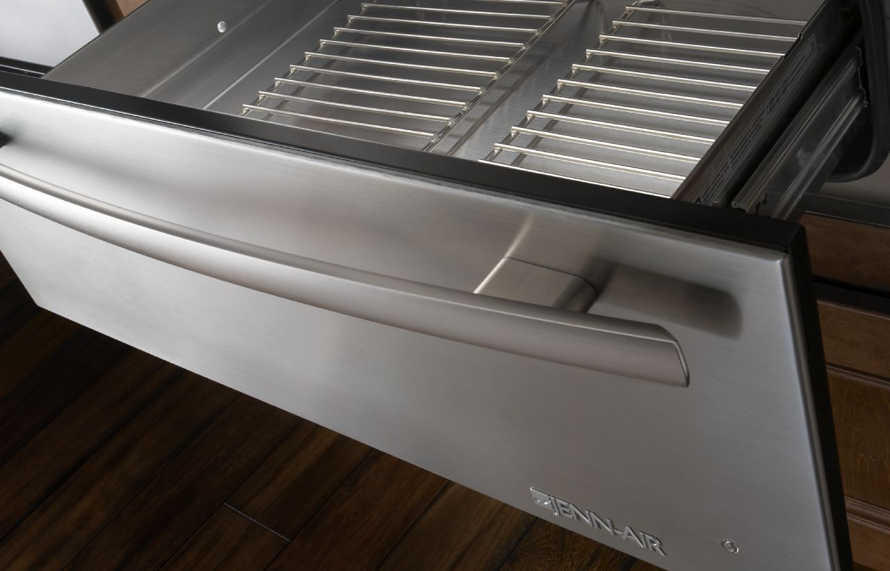 Jwd3027es Jenn Air 27 Quot Warming Drawer Stainless Steel