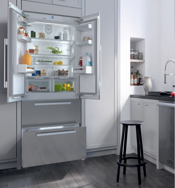 Kfnf9955ide Miele 36 Quot French Door Refrigerator Perfect