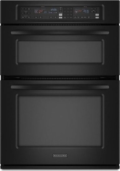 Kitchenaid Kems378sbl 27 Microwave Combination Wall Oven