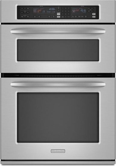 Kitchenaid Kems308sss 30 Quot Microwave Combination Wall Oven