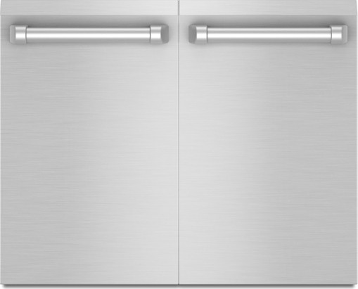 Utility Access Doors : Kitchenaid kbau vss quot double access doors with