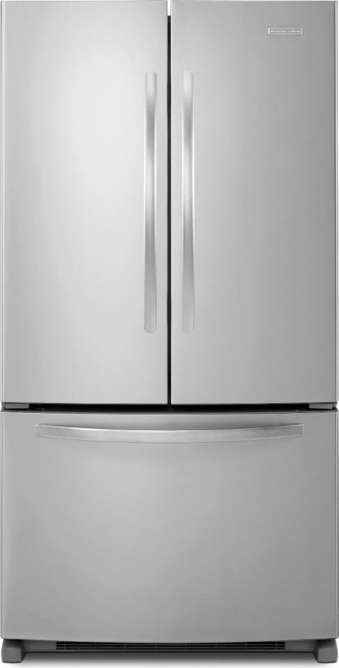 Kitchenaid Kbfs25ewms kitchenaid kbfs25ewms 24.8 cu. ft. french door refrigerator with