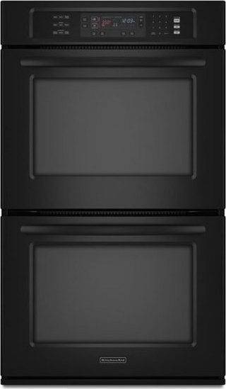 Kitchenaid Kebk276sbl 27 Quot Double Electric Wall Oven With