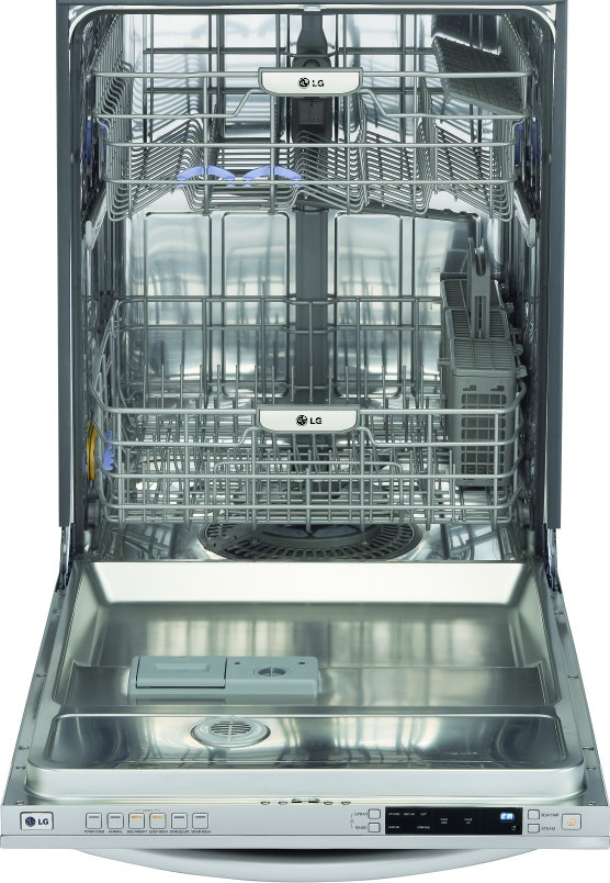 Lg Ldf7932ww Fully Integrated Dishwasher With 16 Place