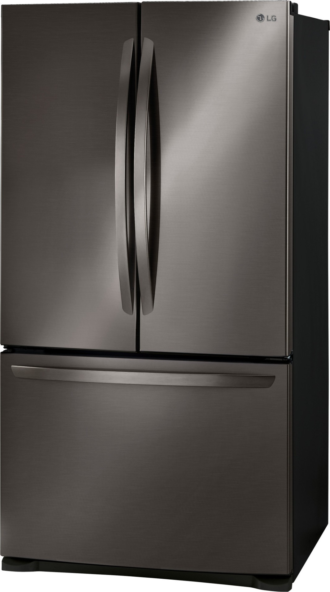 doors ft lg black depth door instaview pdp cu in counter stainless refrigerator french sd steel