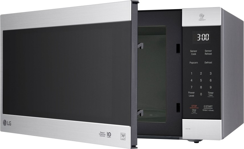 Lmc2075st Lg 2 0 Cu Ft Countertop Microwave With Neochef